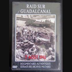DVD Raid sur Guadalcanal 7 aout 1942 (C181)