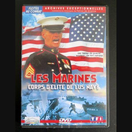 DVD Les Marines corps d'élite de l'US Navy Flottes au combat (C145)