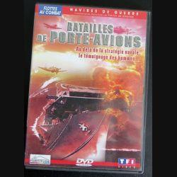 DVD Batailles de porte avions Flottes au combat (C181)