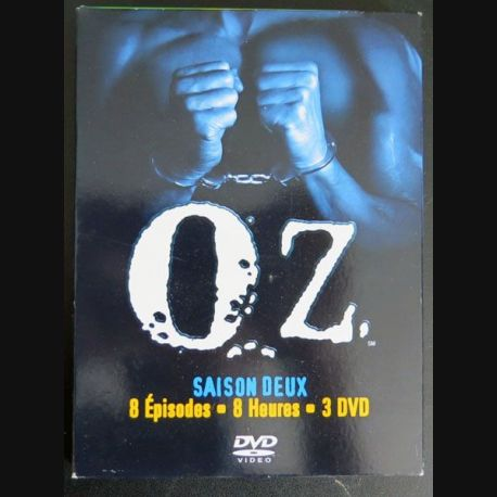 DVD OZ Saison 2 3 DVD (C145)