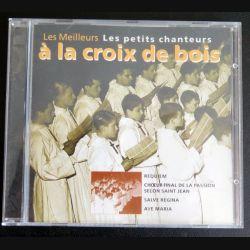 DISQUE CD Les Petits chanteurs à la croix de bois (C177)