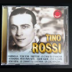 DISQUE CD Tino Rossi Marinella Tchi Tchi La Cucaracha etc. (C177)