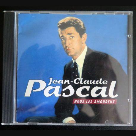 DISQUE CD Jean-Claude Pascal Nous les amoureux (C177)