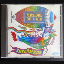DISQUE CD Musique de l'Air Intermède  (C177)