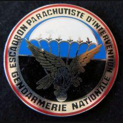 EPIGN : escadron parachutiste d'intervention de la Gendarmerie nationale EPIGN Boussemart N° 38/A