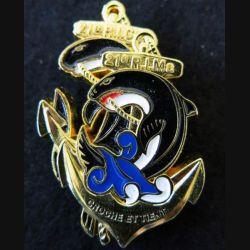 21° RIC 21° RIMa : Insigne métallique de l' ANA du 21° RIC et 21° Régiment d'Infanterie de Marine N° 69