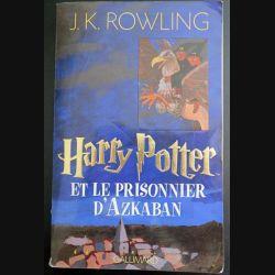 Harry Potter et le prisonnier d'Azkaban de J.K Rowling Gallimard (C145)