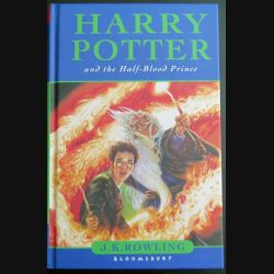 Harry Potter and the Half-Blood Prince J.K Rowling Bloomsburry (C145)