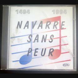DISQUE CD : Musique divisionnaire du CMIDF 5° RI Navarre sans peur 1494 1994 (C169)