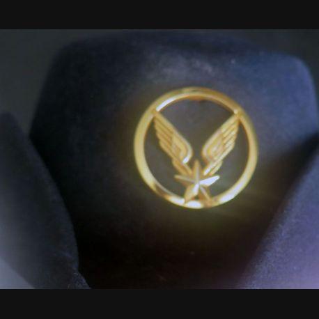 Chapeau tricorne de Personnel féminin de l'Armée de terre ALAT taille 56 (C165)