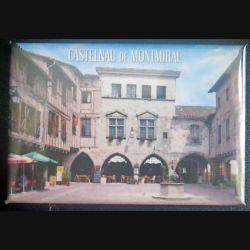 MAGNET FRIGO CASTELNAU DE MONTMIRAIL 5,5 x 8 cm