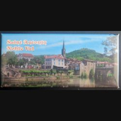 MAGNET FRIGO Saint Antonin Noble Val 5,5 x 12 cm
