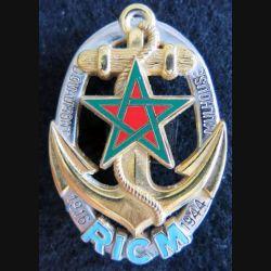RICM : Régiment d'infanterie chars de marine de fabrication Boussemart G. 1933
