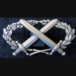 BMPE : insigne du brevet militaire professionnel élémentaire bronze clair