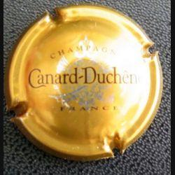 Capsule Muselet de bouteille de champagne Canard Duchêne Or bronze (L1)