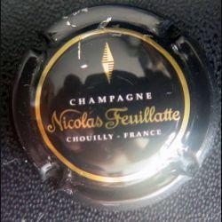 Capsule Muselet de bouteille de champagne Nicolas Feuillatte (L1)