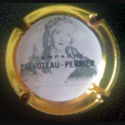 Capsule Muselet de bouteille de champagne Prévoteau Perrier cuvée adrienne le couvreur (L1)