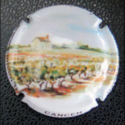 Capsule Muselet de Crémant de Loire Cancen (L1)