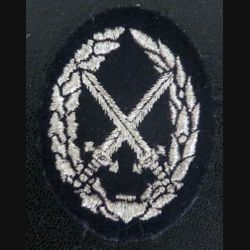 BREVET MILITAIRE : insigne tissu BMP1 / BSTAT pour sous officiers