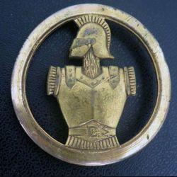 insigne de bérêt du Génie de fabrication Béraudy Vaure
