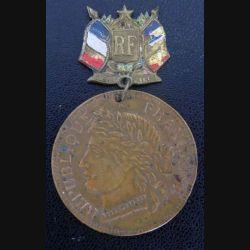 Médaille Bon pour le service de la république française
