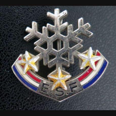 ESF : brevet de l'école du ski français 3 étoiles