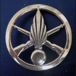 insigne de bérêt de l'infanterie de fabrication Bichet