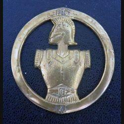 insigne de bérêt du Génie de fabrication Ambert sans attache