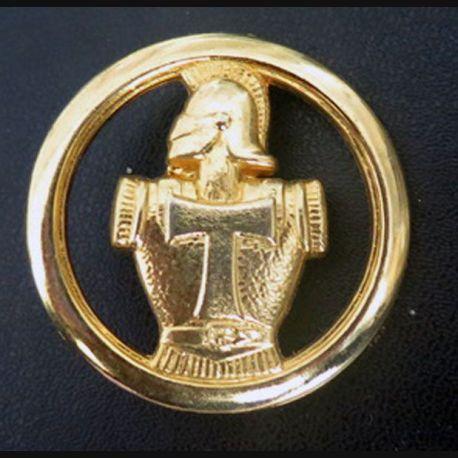 insigne de béret des transmissions de fabrication Drago