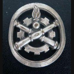 Insigne de béret du matériel de fabrication Béraudy Vaure bombé