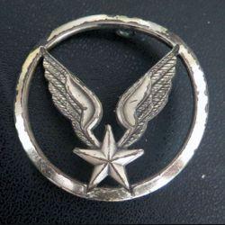 Insigne de béret de l'aviation légère de l'armée de terre ALAT Béraudy-Vaure