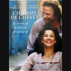 """AFFICHE FILM : affiche de cinéma du film """"Mademoiselle Chambon"""" dimension 39 x 53 cm"""