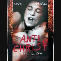 """AFFICHE FILM : affiche de cinéma du film """"Anticrist"""" dimension 40 x 55 cm"""