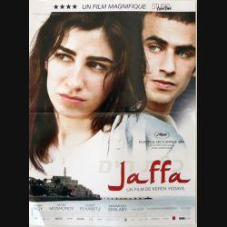 """AFFICHE FILM : affiche de cinéma du film """"Jaffa"""" dimension 40 x 55 cm"""