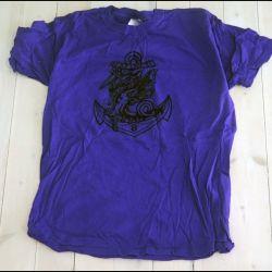 8° RPIMA : T shirt sport de taille L  avec flocage 8° régiment parachutiste d'infanterie de Marine