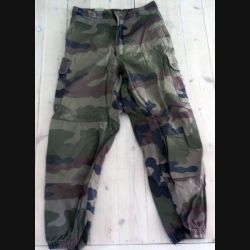Pantalon de treillis camouflé vert armé taille 80 M  (C189 - 65)