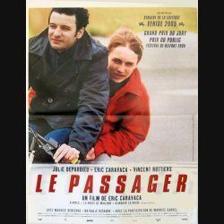"""AFFICHE FILM : affiche de cinéma du film """"Le passager"""" 2006 dimension 40 x 53 cm"""