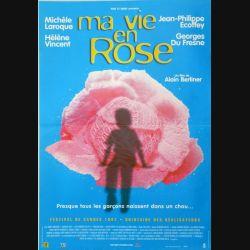 """AFFICHE FILM : affiche de cinéma du film """"Ma vie en rose"""" dimension 40 x 60 cm"""