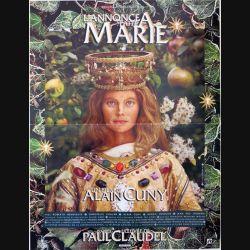 """AFFICHE FILM : affiche de cinéma du film """"L'annonce faite à Marie"""" dimension 40 x 54 cm (E001)"""