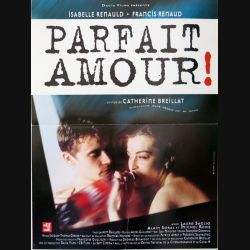 """AFFICHE FILM : affiche de cinéma du film """"Parfait amour"""" dimension 40 x 53 cm (E001)"""