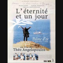 """AFFICHE FILM : affiche de cinéma du film """"L'éternité et un jour"""" dimension 40 x 54,5 cm (E001)"""