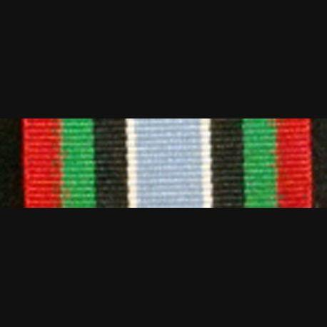ONU : Ruban de la médaille de l'UNAMIR  UN ASSISTANCE MISSION FOR RWANDA