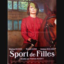 """AFFICHE FILM : affiche de cinéma du film """"Sport de filles"""" dimension 40 x 53 cm (E002)"""