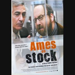 """AFFICHE FILM : affiche de cinéma du film """"Ames en stock"""" dimension 40 x 53 cm (E002)"""
