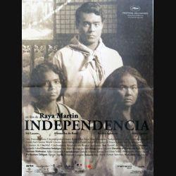 """AFFICHE FILM : affiche de cinéma du film """"Independencia"""" dimension 40 x 55 cm (E002)"""
