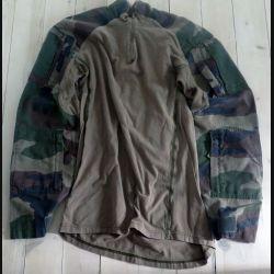 Chemise camouflée opérations avec 4 poches sur manche (C198 - 026)