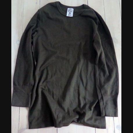 sous vêtement chaud d'uniforme français 2006 taille 96 de fabrication Despature (C199 - 031)