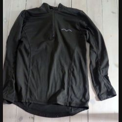 Veste de survêtement noir (C199 - 032)
