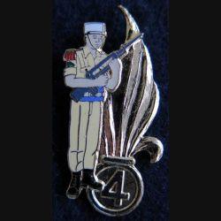 4° REI : Pin's du 4° régiment étranger d'infanterie légionnaire  Ségalen collection