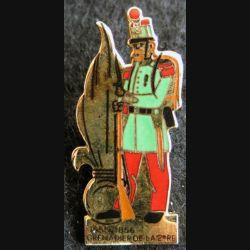 LEGION : Pin's d'un grenadier légionnaire 1855 1856